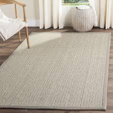 excellent 6x9 sisal rug safavieh casual natural fiber handmade grey 6 x 9
