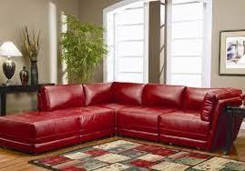 red living room furniture ide