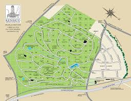 kensico cemetery map