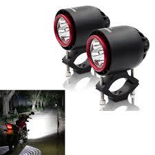 Motorcycle Strobe Lights Cnsunnylight 3400lm 20w 6000k Ip67 Motorcycle Turbo Led Headlights Flash Strobe Light
