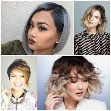 Short Ombre Hairstyle Ideas Best Hair Color Trends 2017 Top