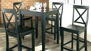 pub table sets with 4 chairs square pleasant small set bistro info and outdoor