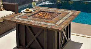 Would This Propane Fire Table Be Safe Under A Covered Porch Fine Homebuilding