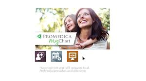 Promedica My Chart Help Enroll In Promedica Mychart Today