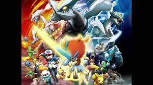 Pokémon the Movie: Kyurem vs. The Sword of Justice Greek Theme Song HQ -  YouTube