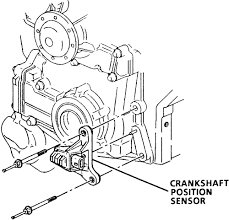 repair guides components systems crankshaft position sensor fig