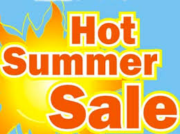 Image result for sizzling summer sale images