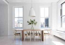 8 lighting ideas for above your dining table a single pendant light