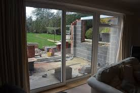 sliding patio doors and opening window double glazed good quality good condition