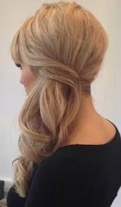 結婚式お呼ばれヘアスタイル ロングの髪型アレンジ パーティー ヘア