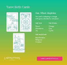 The second birth card is the empress (2 + 1 = 3). What S Your Tarot Birth Card Plus Short Birth Card Meanings Labyrinthos