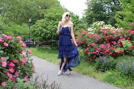 Summer Ruffle Dress Our New Campaign WanderLust.