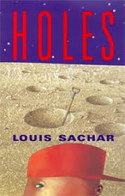 holes was one of those books like harry potter when i grew up you only read it because everybody else was me being me i was skeptical and didn t pick it