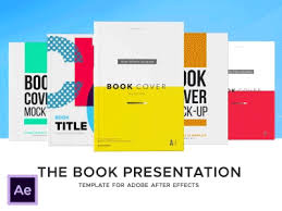 After Effects Story Book Template The Book Presentation Kit After Effects Template By