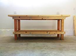 hd workbench how to build it diy customized
