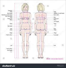 Sewing Measurement Conversion Chart Body Measurement Chart Female Lamasa Jasonkellyphoto Co