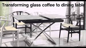 wonderful coffee tables that turn into dining room tables coffee table design coffee table newest furniture convertible