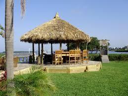 tiki huts miami. Contemporary Tiki 20 Ft Round Tiki Hut With Palm Thatch  And Tiki Huts Miami H
