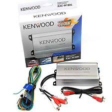 kenwood car amplifiers ebay Wiring Kenwood Kac 9105d kenwood kac m1804 compact 4 channel digital car boat or motorcycle amp amplifier how to wire kenwood kac 9105d