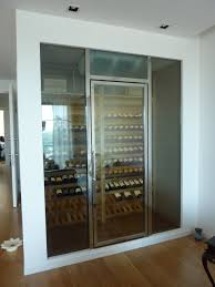 built in wine fridge. Custom Built Wine Cellars In Fridge N