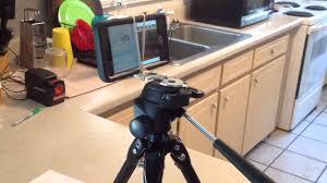 homemade tripod for iphone6 and ipad how to make a home made tripod