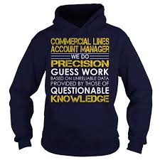 New Tshirt Choose Commercial Lines Account Manager Job