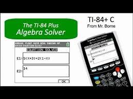 best homework solver ideas math homework solver how to use the algebra solver on the ti 84 plus