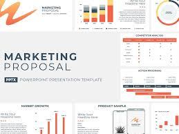 Project Proposal Presentation Marketing Proposal Presentation Template By Jetz Templates