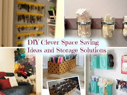 Diy Storage 10 Diy Clever Space Saving Ideas And Storage Solutions