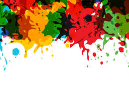 art backgrounds for powerpoint. Artistic Splashes Ppt Templates Throughout Art Backgrounds For Powerpoint
