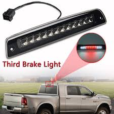 2001 Dodge Ram 3rd Brake Light Us 18 62 36 Off For 1994 2001for Dodge Ram 1500 2500 3500 Smoke Rear Led Third White Red Clear Tail Rear Brake Stop Led Light In Signal Lamp Car In