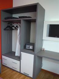 Hotel Room Wardrobe Design Contemporary Walk In Wardrobe Wooden Contract For