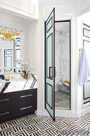 Black And White Shower Tile Designs 15 Black And White Bathroom Ideas Black White Tile