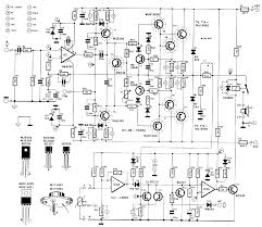 Audio stereo circuit page circuits next gr 2x58w power lifier with ka2211audiofree diagram electrical diagram