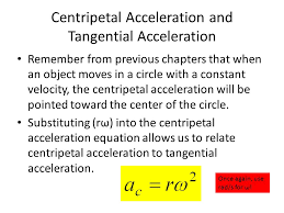 10 centripetal acceleration and tangential acceleration remember from previous