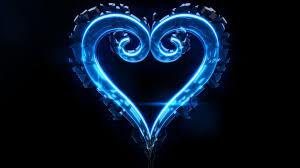 Blue Heart Wallpapers - Wallpaper Cave