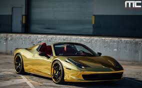 ferrari 458 gold. click to enlarge image new_0008_10r.jpg ferrari 458 gold