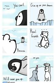 Penguin Love Quotes Inspiration The Best Penguin Love Images Penguins On Friends Laughter Funny Cute