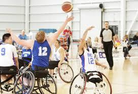 Alberta Northern Lights Wheelchair Basketball Society The Saskatchewan Club 99 Lead Tier 2 Into Semi Finals After