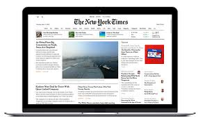 in our on nytimes com and on times open and take an early look at the changes we ll be making by visiting nytimes com homepage