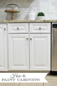 Refinishing Kitchen Cabinets Cost Mesmerizing How To Paint Your Kitchen Cabinets For A Smooth Painted Finish 48