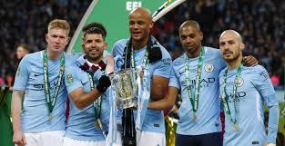 Manchester City, Partner von Nexen Tire, gewinnt Carabao Cup