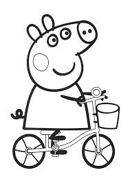 Cose per crescere propone una selezione di disegni di animali selvatici, disegni di animali domestici, disegni di animali della fattoria e animali del mare, animali della savana, della giungla, uccelli, insetti, rettili e roditori. 54 Disegni Di Peppa Pig Da Colorare Peppa Pig Disegni Esercizio Per Bambini