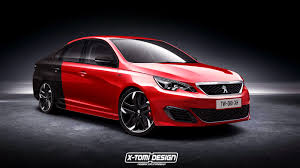 2018 peugeot models. unique 2018 2018 peugeot 308 gti 8 sedan suits up in sharp overalls  inside peugeot models