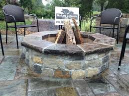 stamped concrete patio with fire pit cost. Interesting Patio Fancy Stamped Concrete Fire Pit Patio  Cost Inside Stamped Concrete Patio With Fire Pit Cost N