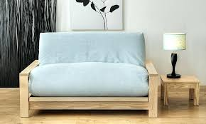 futon sofa bed wooden frame the stylish panama solid wood futon sofa bed includes a 7