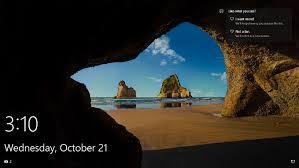 Microsoft Spotlight Configure Windows Spotlight On The Lock Screen Windows 10