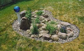 Small Picture Rock Garden Construction Wiltrout Nursery Chippewa Falls WI