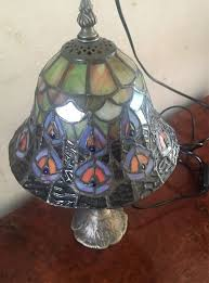 table lamp stained glass desk and old stained glass hanging lamp tiffany style stained glass hanging lamp blue panel lamp