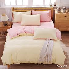 luxury bed sheets set 2 colors mix 20